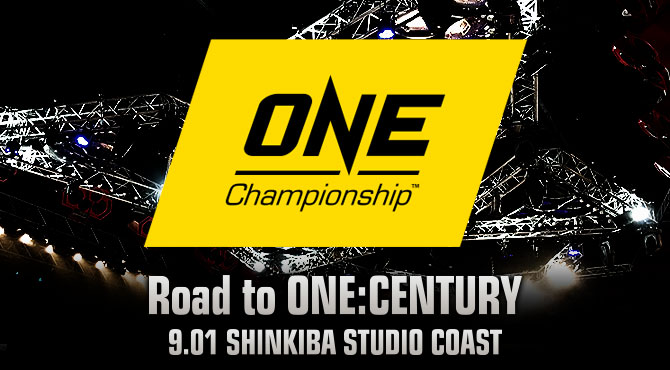 ONE JAPAN SERIES -Road to CENTURY